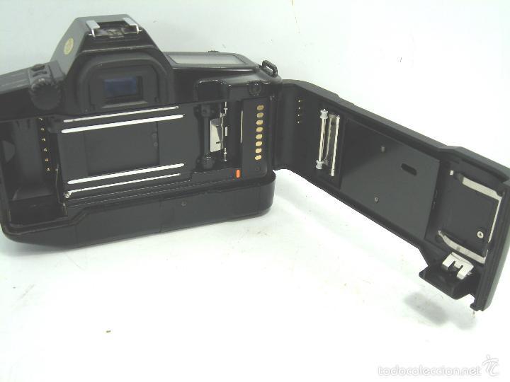 Cámara de fotos: CUERPO CANON EOS 650 AF - ¡¡EXCELENTE Y FUNCIONANDO¡¡ - EOS 650 - REFLEX AUTOFOCO - 35MM 35 MM - Foto 9 - 55935663