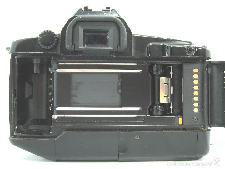 Cámara de fotos: CUERPO CANON EOS 650 AF - ¡¡EXCELENTE Y FUNCIONANDO¡¡ - EOS 650 - REFLEX AUTOFOCO - 35MM 35 MM - Foto 10 - 55935663