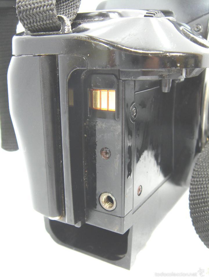 Cámara de fotos: CUERPO CANON EOS 650 AF - ¡¡EXCELENTE Y FUNCIONANDO¡¡ - EOS 650 - REFLEX AUTOFOCO - 35MM 35 MM - Foto 11 - 55935663