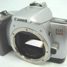 Cámara de fotos: CUERPO CANON EOS 300V - ¡¡EXCELENTE Y FUNCIONANDO¡¡ - 300 V - REFLEX AUTOFOCO - 35MM 35 MM. Lote 55941318