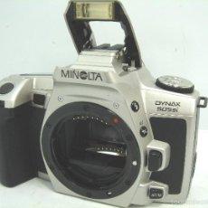 Cámara de fotos: CUERPO CAMARA MINOLTA - DYNAX 505SI ¡¡M.B.E. Y FUNCIONANDO¡¡¡ 505 SI - 35MM 35 MM- REFLEX. Lote 55943137