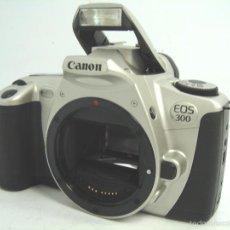 Cámara de fotos: CUERPO CANON EOS 300 - ¡¡EXCELENTE Y FUNCIONANDO¡¡ - REFLEX AUTOFOCO - 35MM 35 MM. Lote 56078253