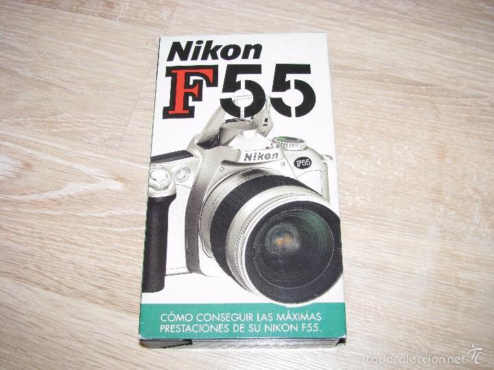 Cámara de fotos: CÁMARA DE FOTOS NIKON F55 35MM CARRETE, OBJETIVO NIKON AUTOFOCUS 28-80mm BOLSO, MONOPODE Y MAS. - Foto 7 - 57334659