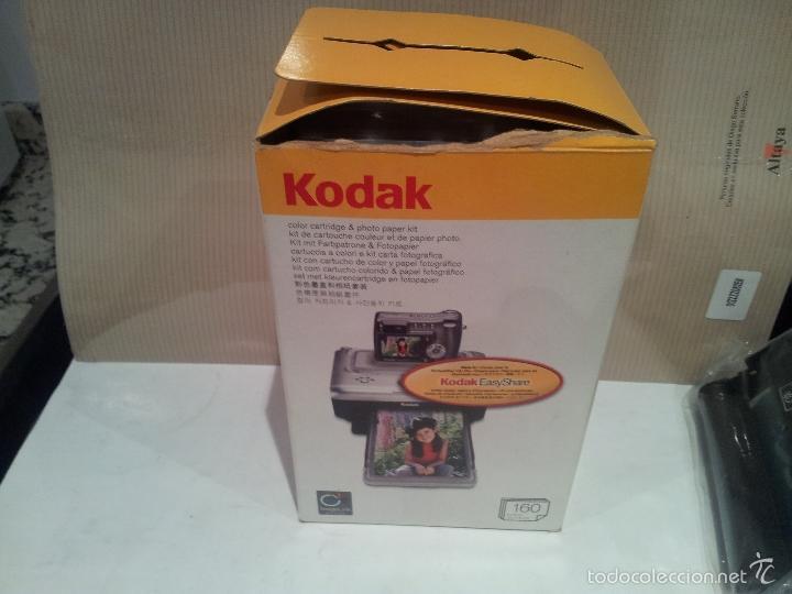 CAMARA KODAK EASY SHARE PHOTO PRINTER 300 VER FOTOS (Cámaras Fotográficas - Réflex (autofoco))