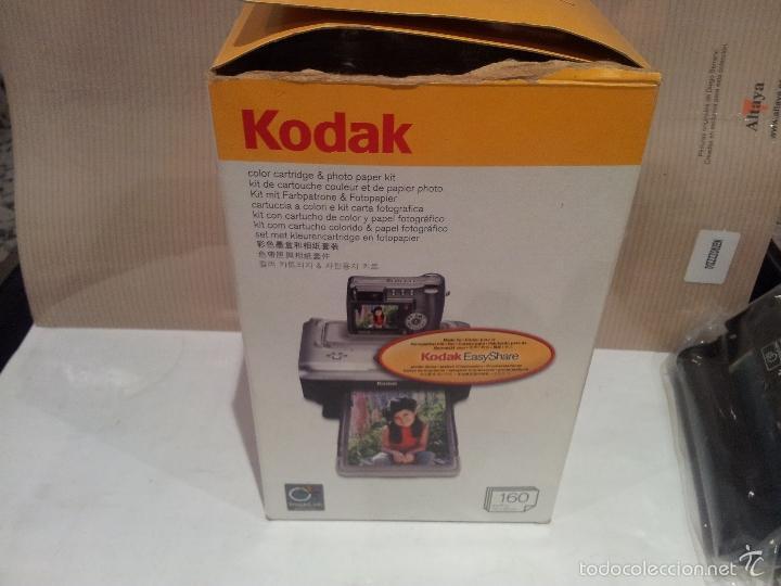 Cámara de fotos: camara kodak easy share photo printer 300 ver fotos - Foto 2 - 57618224