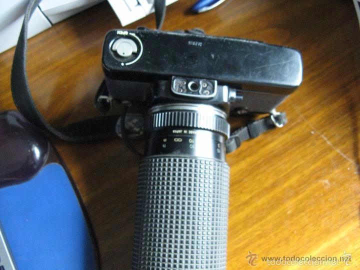 Cámara de fotos: CAMARA FOTOS CONTAX 137 MD CUARTZ 026941 CON TELE RMC TOKINA 100-300mm 1: 5.6 - Foto 6 - 57982968