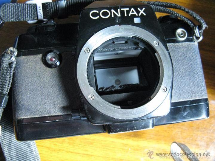 Cámara de fotos: CAMARA FOTOS CONTAX 137 MD CUARTZ 026941 CON TELE RMC TOKINA 100-300mm 1: 5.6 - Foto 7 - 57982968