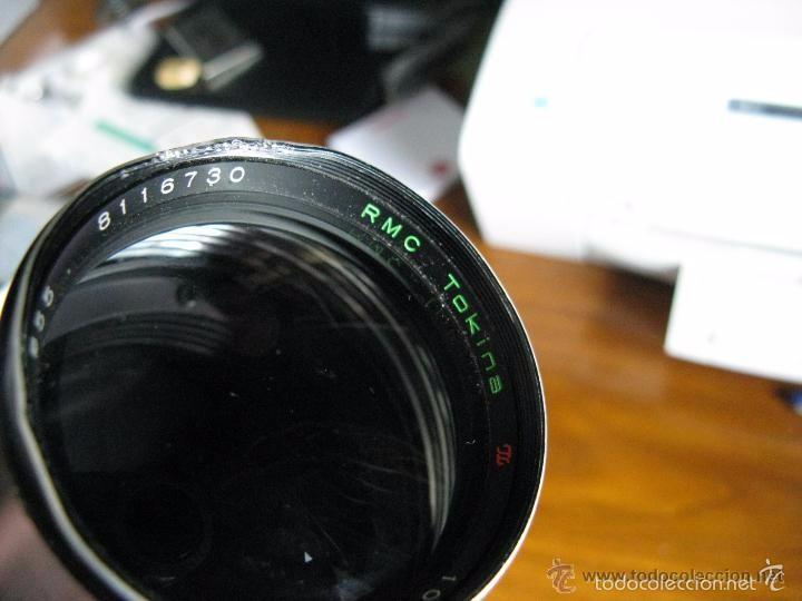 Cámara de fotos: CAMARA FOTOS CONTAX 137 MD CUARTZ 026941 CON TELE RMC TOKINA 100-300mm 1: 5.6 - Foto 9 - 57982968