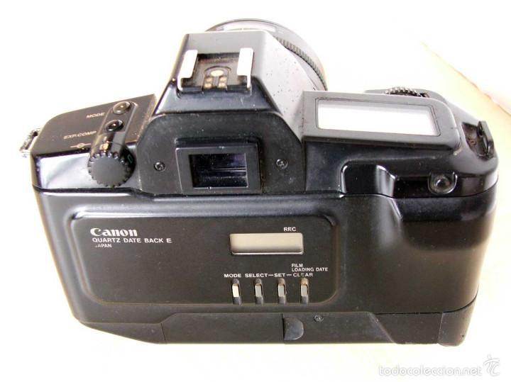 Cámara de fotos: Canon EOS 650 con EF 35-70 mm/3.5-4.5 - Foto 2 - 58794116