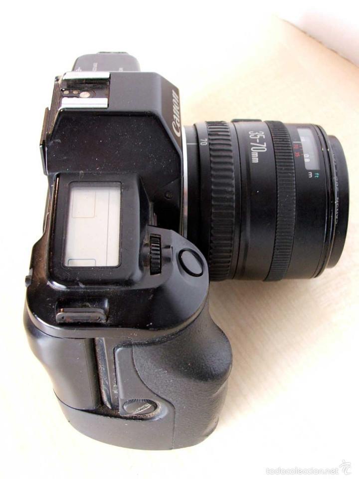 Cámara de fotos: Canon EOS 650 con EF 35-70 mm/3.5-4.5 - Foto 3 - 58794116