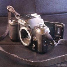 Cámara de fotos: NIKON AF F-601 SOLO CUERPO PARA RECAMBIOS. Lote 59433825