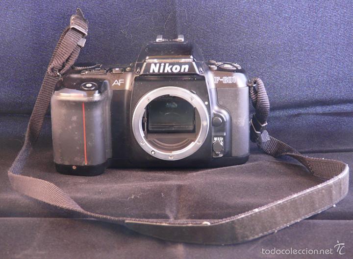 Cámara de fotos: NIKON AF F-601 SOLO CUERPO PARA RECAMBIOS - Foto 2 - 59433825