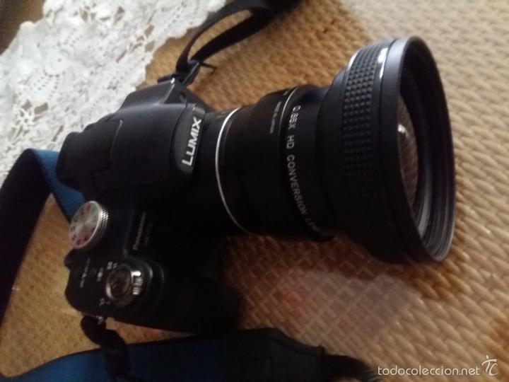Cámara de fotos: CAMARA CON OBJETIVO 2 - Foto 4 - 83781420