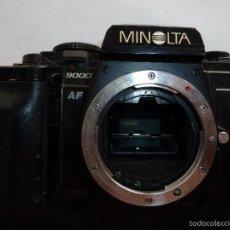 Cámara de fotos: CAMARA DE FOTOS NIKON MODELO 9000. Lote 60140487