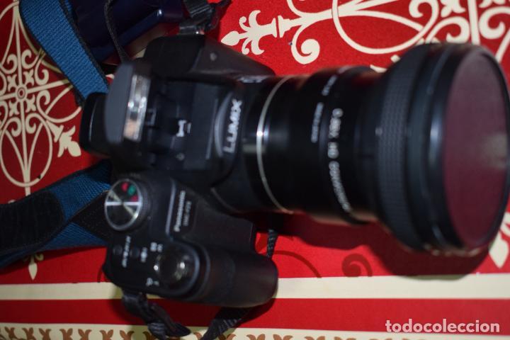 Cámara de fotos: OTROS GOYO - CAMARA REFLEX PANASONIC LUMIX + ACCESORIOS - 17 IMAGENES *OFERTA *AA99 - Foto 9 - 83781420