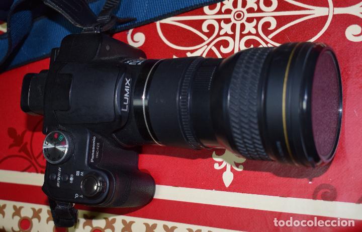 Cámara de fotos: OTROS GOYO - CAMARA REFLEX PANASONIC LUMIX + ACCESORIOS - 17 IMAGENES *OFERTA *AA99 - Foto 10 - 83781420