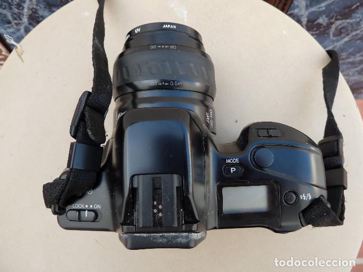 Cámara de fotos: CAMARA MINOLTA DYNAX 3XI CON OBJETIVO MINOLTA 35-80MM INCLUYE FILTRO SIONI 49MM - Foto 7 - 62917228