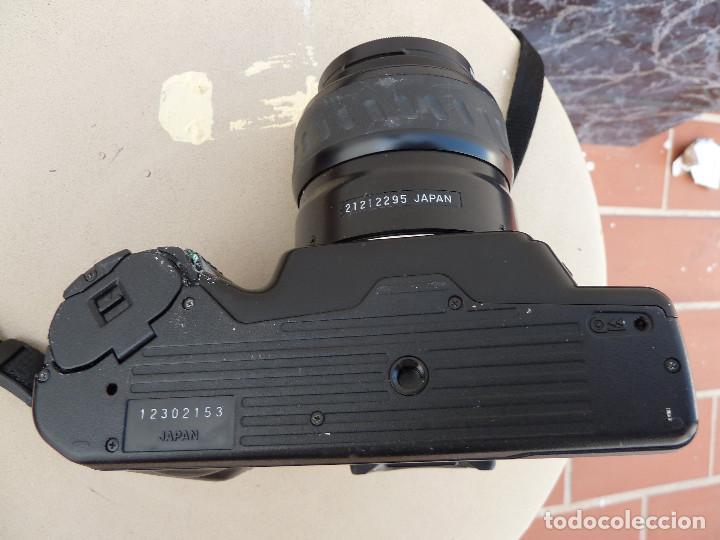 Cámara de fotos: CAMARA MINOLTA DYNAX 3XI CON OBJETIVO MINOLTA 35-80MM INCLUYE FILTRO SIONI 49MM - Foto 8 - 62917228