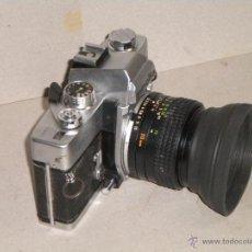 Cámara de fotos: CAMARA FOTOGRAFIAR ANALOGICA REFLEX MINOLTA. Lote 49928658