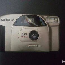 Cámara de fotos: CAMARA MINOLTA F25. Lote 68425613