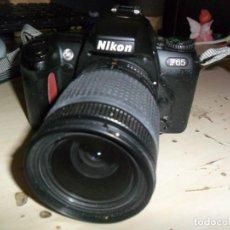 Cámara de fotos: CAMARA NIKON F65 - CUERPO CAMARA NEGRO - OBJETIVO NIKON NIKKOR 28-80 MM - LEER RESTO DESCRIPCION. Lote 69606465