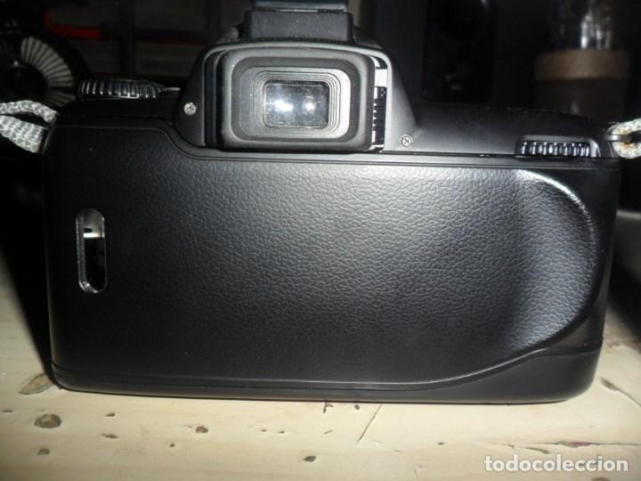 Cámara de fotos: CAMARA NIKON F65 - CUERPO CAMARA NEGRO - OBJETIVO NIKON NIKKOR 28-80 MM - LEER RESTO DESCRIPCION - Foto 5 - 69606465