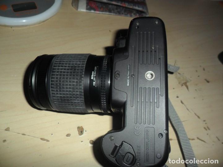 Cámara de fotos: CAMARA NIKON F65 - CUERPO CAMARA NEGRO - OBJETIVO NIKON NIKKOR 28-80 MM - LEER RESTO DESCRIPCION - Foto 6 - 69606465