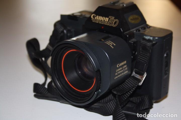 CANON T80 (Cámaras Fotográficas - Réflex (autofoco))