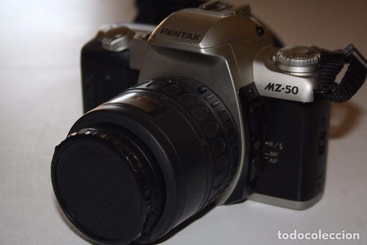 PENTAX MZ50 (Cámaras Fotográficas - Réflex (autofoco))