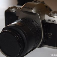 Cámara de fotos: PENTAX MZ50. Lote 73484883