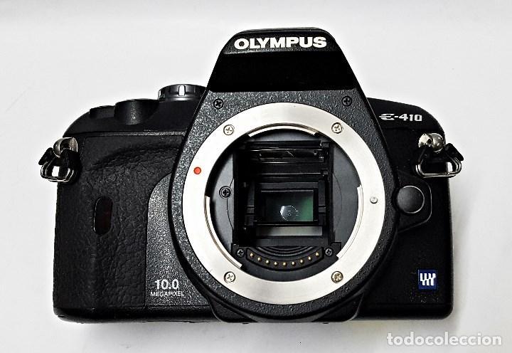 Cámara de fotos: Camara Olympus E-410. Parcialmente desmontada. - Foto 3 - 74194475