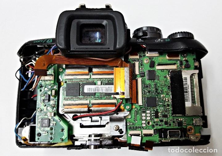 Cámara de fotos: Camara Olympus E-410. Parcialmente desmontada. - Foto 4 - 74194475