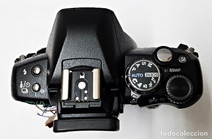 Cámara de fotos: Camara Olympus E-410. Parcialmente desmontada. - Foto 5 - 74194475