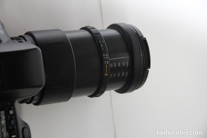 Cámara de fotos: NIKON F70 + TAMRON 28-200 MM./3,8-5,6 AF IF LD ASPHERICAL + PARASOL ESPECÍFICO (ANALÓGICAS- DIGITAL) - Foto 2 - 75945367