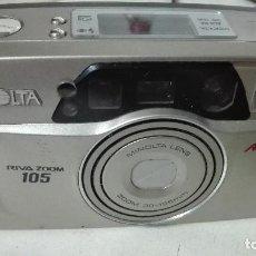 Cámara de fotos: CAMARA DE FOTOS MINOLTA.. Lote 78618517