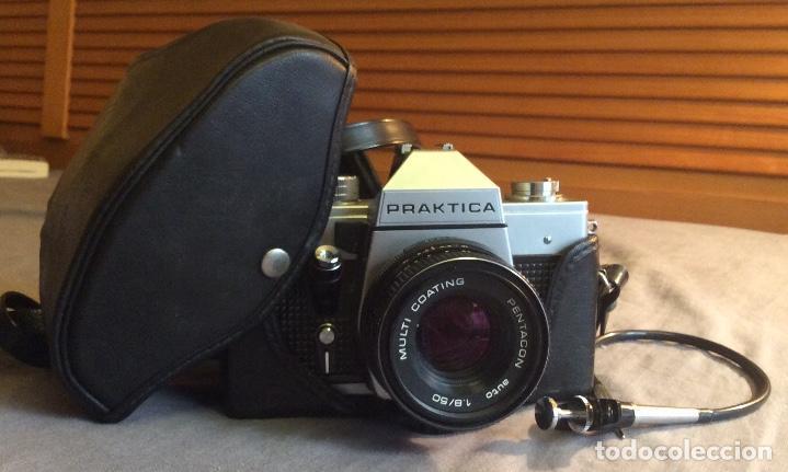 Alter ddr fotoapparat praktica mtl eur picclick de