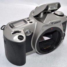Cámara de fotos: EXCELENTE CUERPO REFLEX AUTOFOCUS...CANON EOS 500 N.JAPON 1996..MUY BUEN ESTADO...FUNCIONA... Lote 81304688