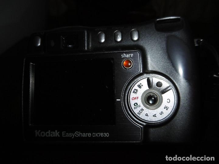 Cámara de fotos: MAQUINA DE FOTOS DIGITAL EASY SHARE DX7630, 6.1 MEGA PIXELS - Foto 3 - 83314232