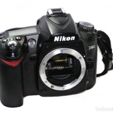 Cámara de fotos: NIKON D-90. Lote 83767416