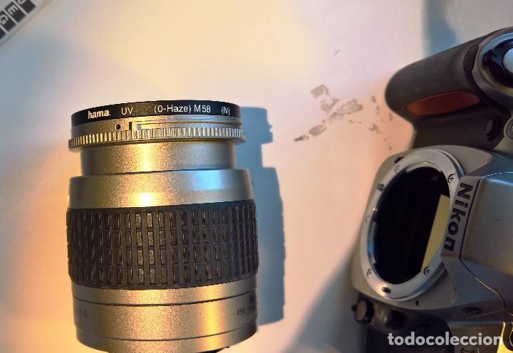 Cámara de fotos: Nikon F65 y AF Zoom Nikkor 28-80 mm - Foto 3 - 84510492