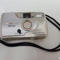 Cámara de fotos: CÁMARA FOTOGRÁFICA OLYMPUS TRIP 500 (LENS 28MM). Lote 86731343