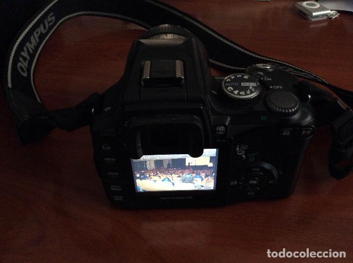Cámara de fotos: Equipo Olympus E-500 con 2 objetivos Zuiko de Olympus y complementos - Foto 3 - 87173412