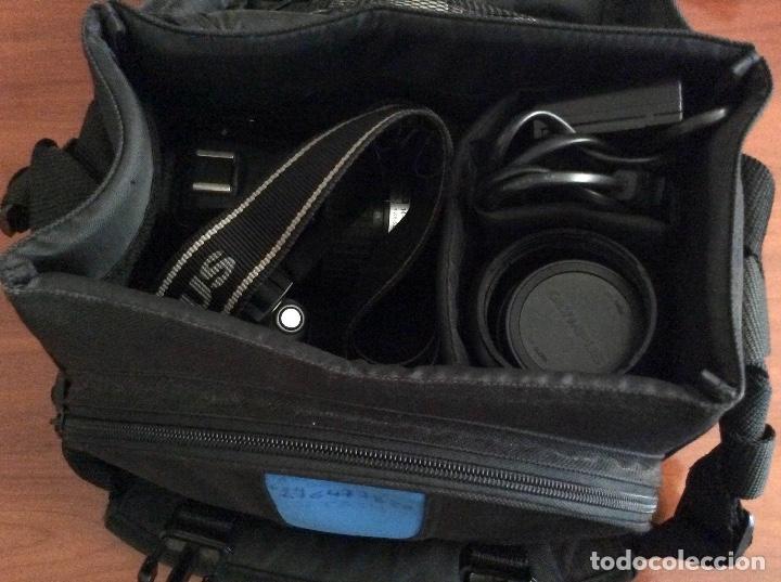 Cámara de fotos: Equipo Olympus E-500 con 2 objetivos Zuiko de Olympus y complementos - Foto 6 - 87173412