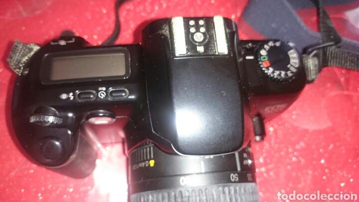 Cámara de fotos: Cámara fotos canon eos 500,funcionando. - Foto 3 - 91452509