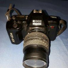 Cámara de fotos: CAMARA RICOH KR-10M JAPAN CON OBJETIVO SKY 52MM SIN FLAX. Lote 92746145