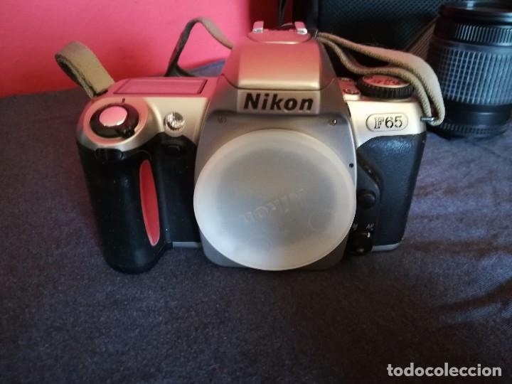 Cámara de fotos: Nikon F65 Black (Obj. 28-80) - Foto 2 - 94389118