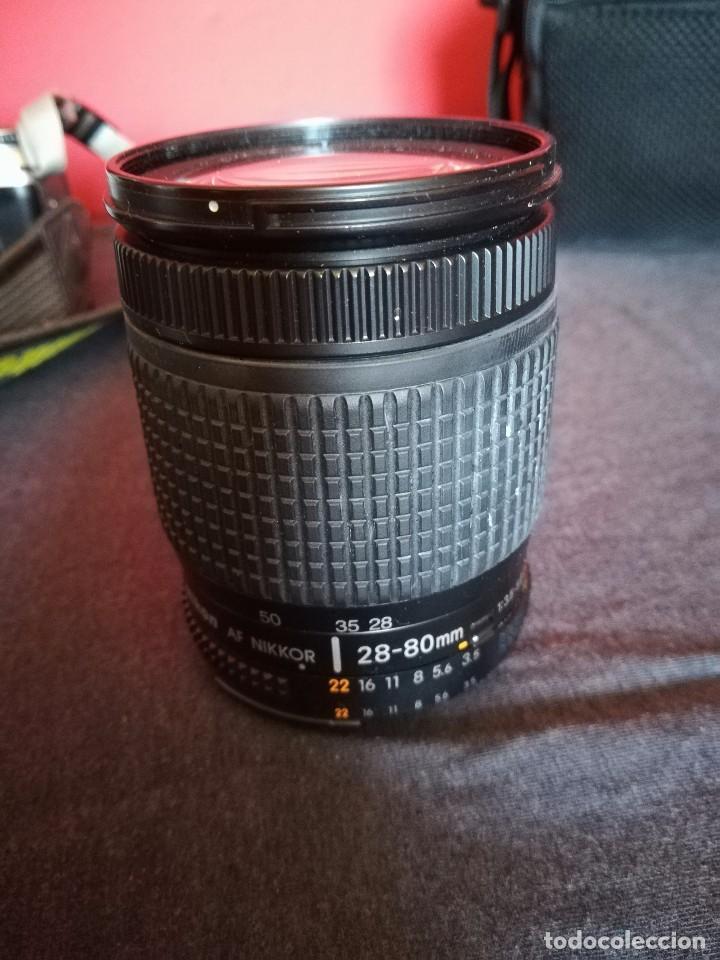 Cámara de fotos: Nikon F65 Black (Obj. 28-80) - Foto 3 - 94389118