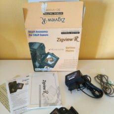 Cámara de fotos: ZIGVIEW R SC-V100R VISOR DIGITAL. Lote 95684363