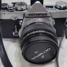Cámara de fotos: OLIMPUS OM 1 CAMARA REFLEX. Lote 95812223
