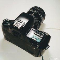 Cámara de fotos: CAMARA NIKON F70 Y OBJETIVO AFNIKKOR 28-85 3:5-4.5. Lote 98714934